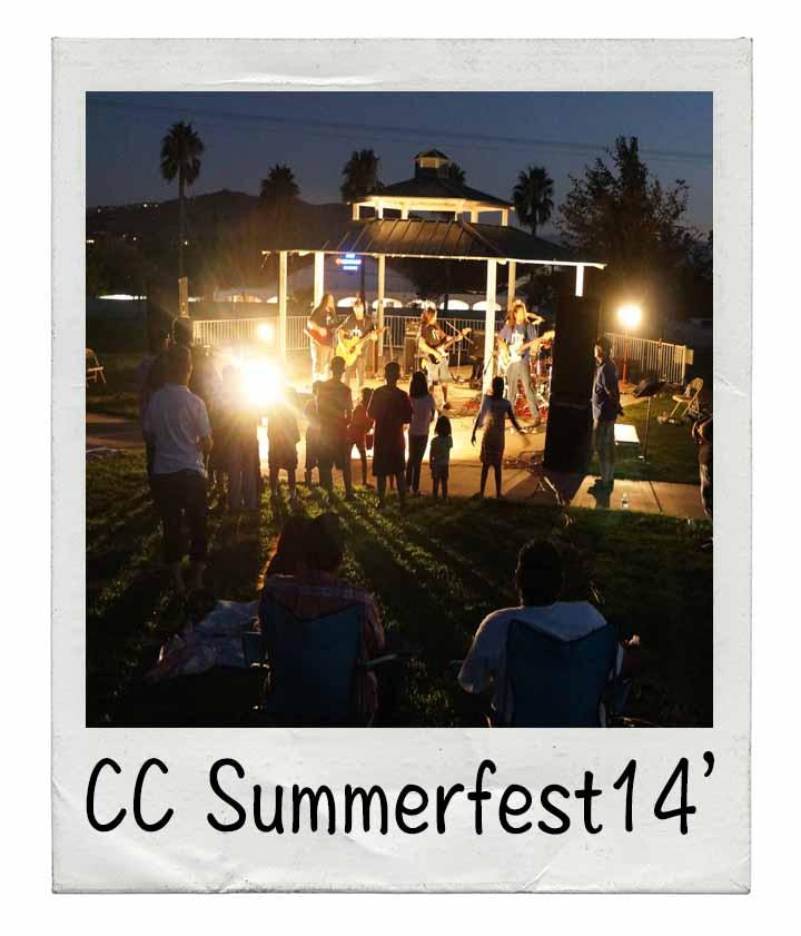 CC Summerfest 14