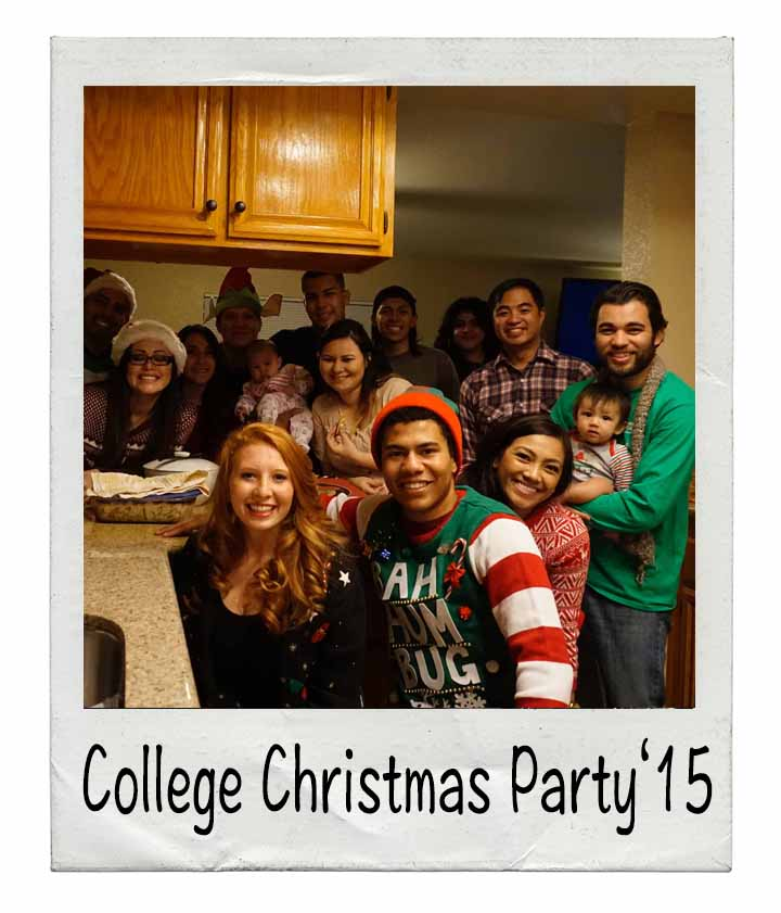 College Christmas Party 15