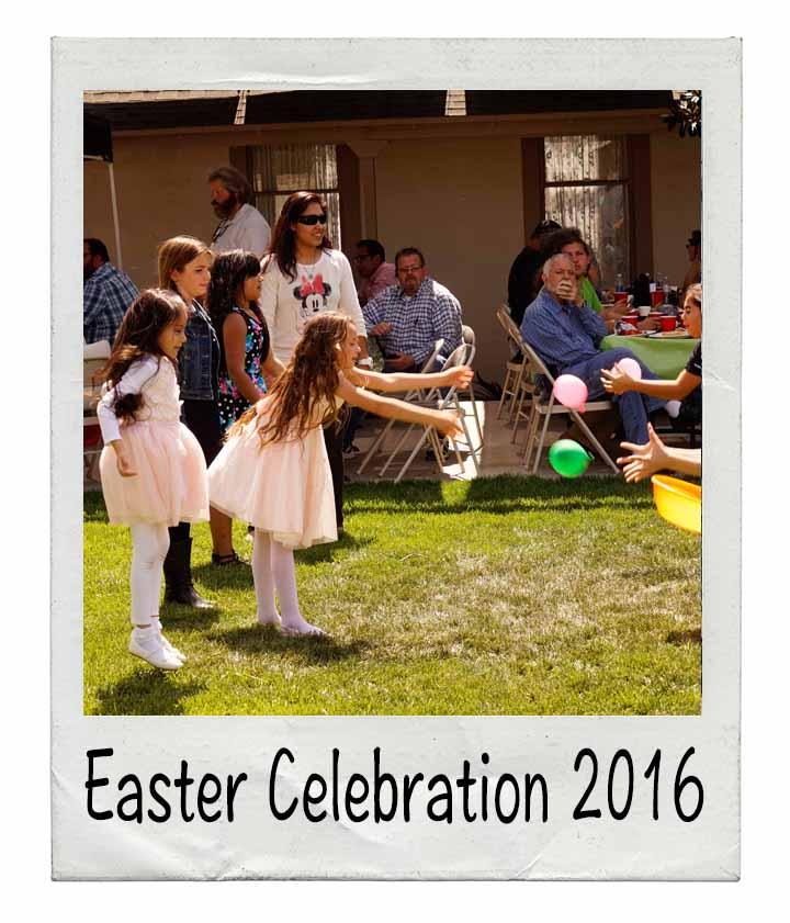 Easter Celebration '16