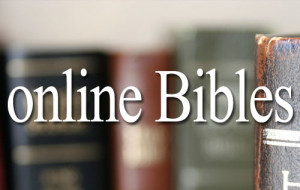 Online Bibles