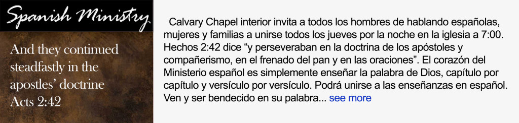 Spanish copy