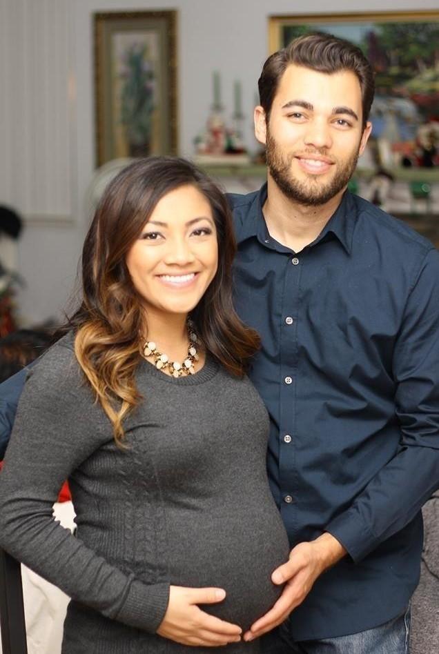 Pastor Roman and Rossline Solis